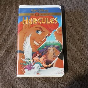 Hercules Gold Collection VHS